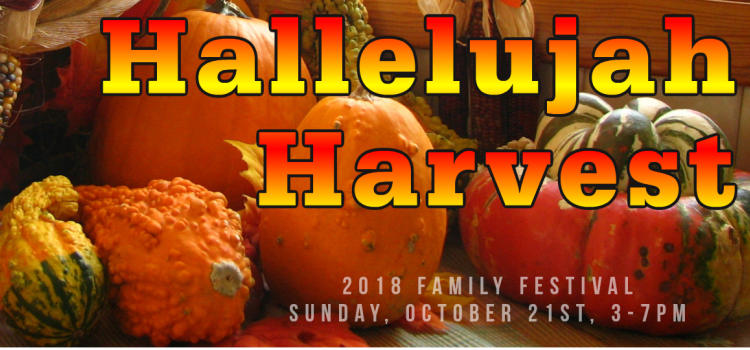 2018 Hallelujah Harvest
