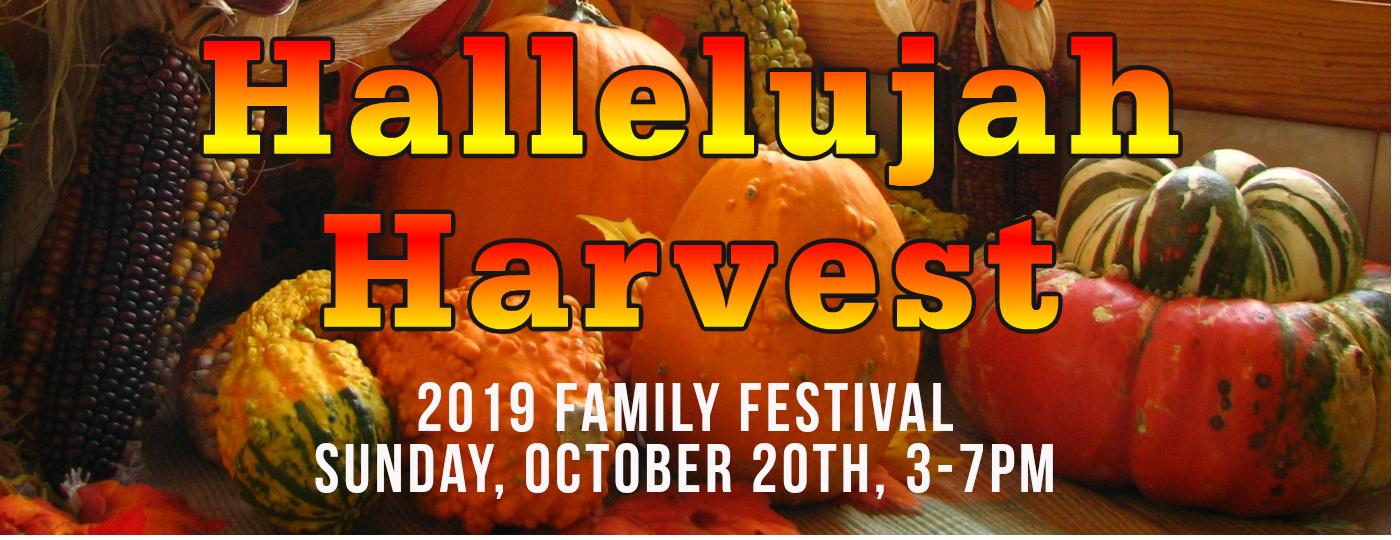 2019 Hallelujah Harvest