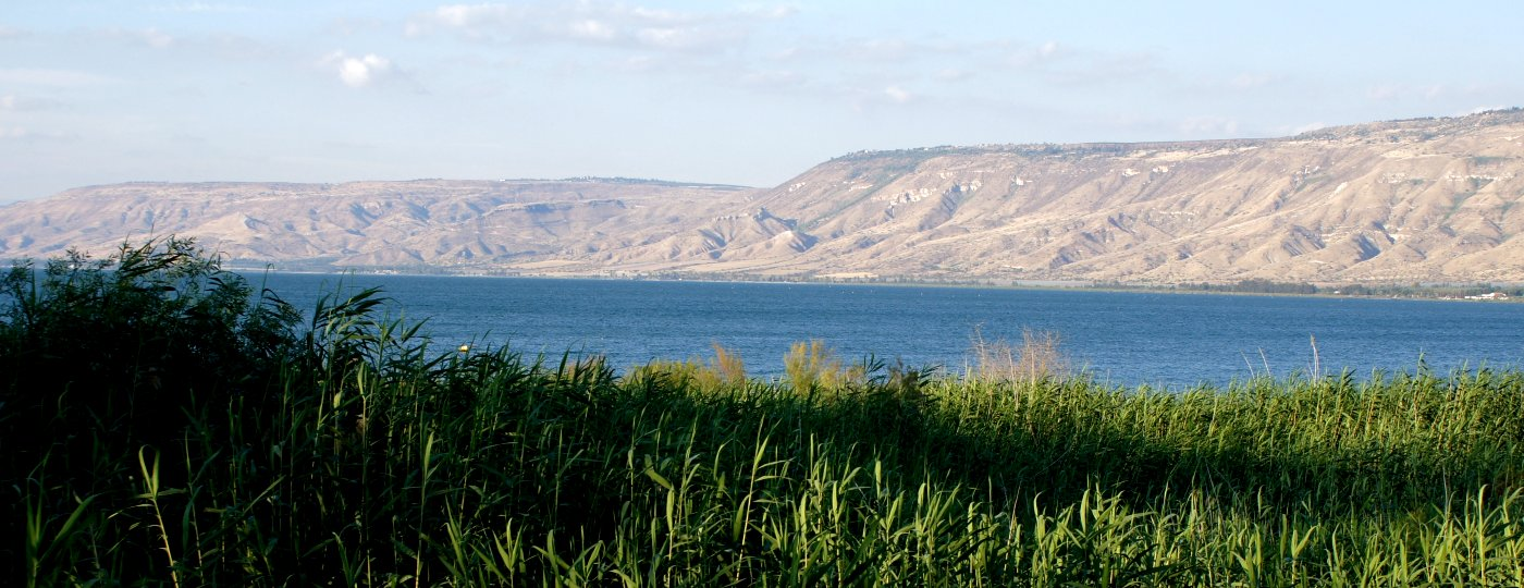 The Power of Jesus in Galilee